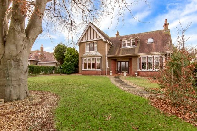 Thumbnail Detached house for sale in Broombank, Polmont Road, Redding