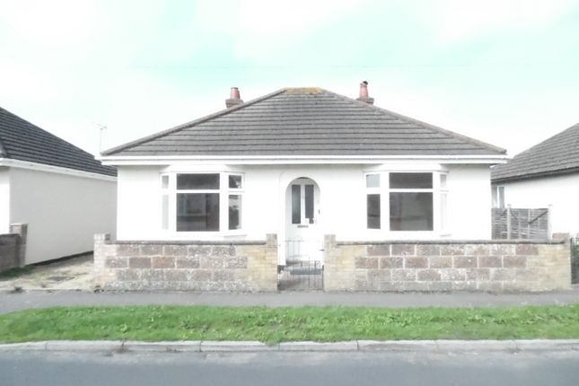 Thumbnail Detached bungalow for sale in Calmore Gardens, Southampton, Hampshire