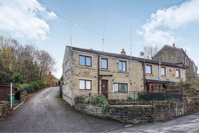 Thumbnail End terrace house for sale in Taylor Hill Road, Huddersfield