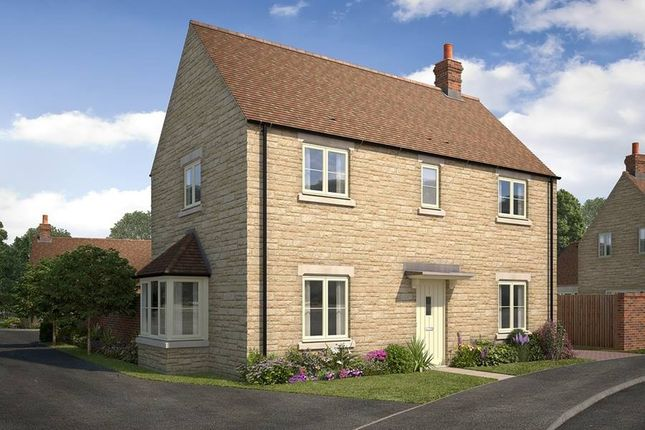 "Thumbnail Detached house for sale in ""The Datchet Corner Plot"" at Todenham Road, Moreton-In-Marsh"