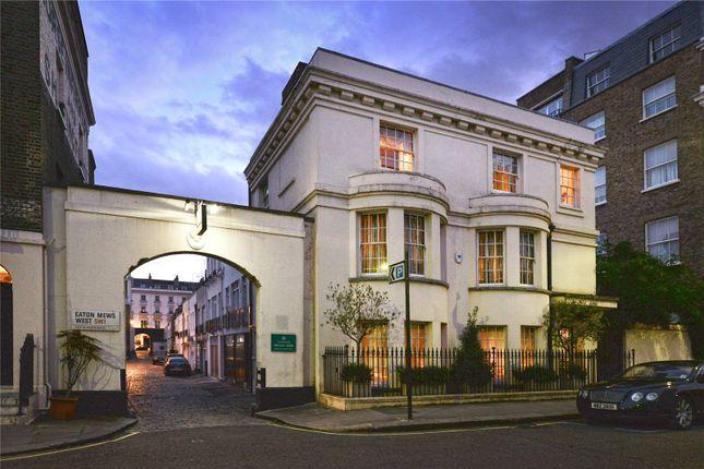 Thumbnail Town house for sale in Eaton Square, Belgravia, London