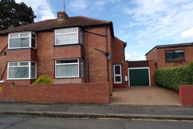 Thumbnail Semi-detached house for sale in Wanless Lane, Hexham