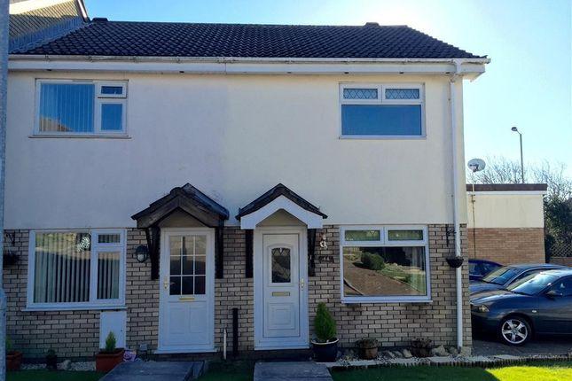 Thumbnail Property to rent in Fairoak Chase, Brackla, Bridgend