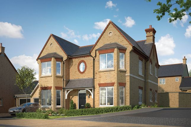 """Thumbnail Property for sale in """"The Haddenham"""" at Beatrice Place, Fairfield, Hitchin"""
