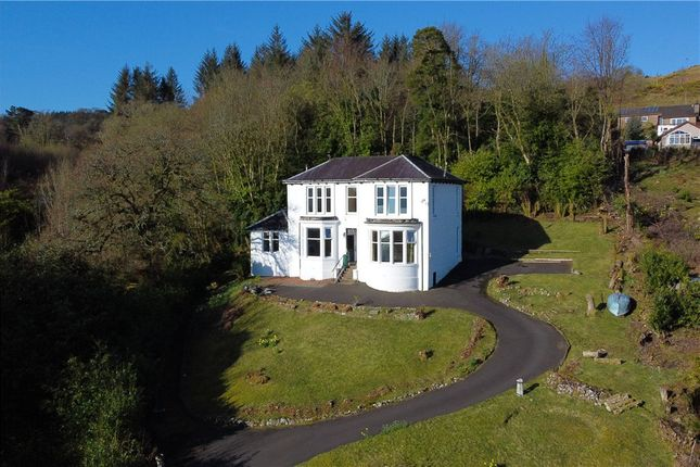 Thumbnail Detached house for sale in Mars Hill, 11 Kilbride Road, Dunoon