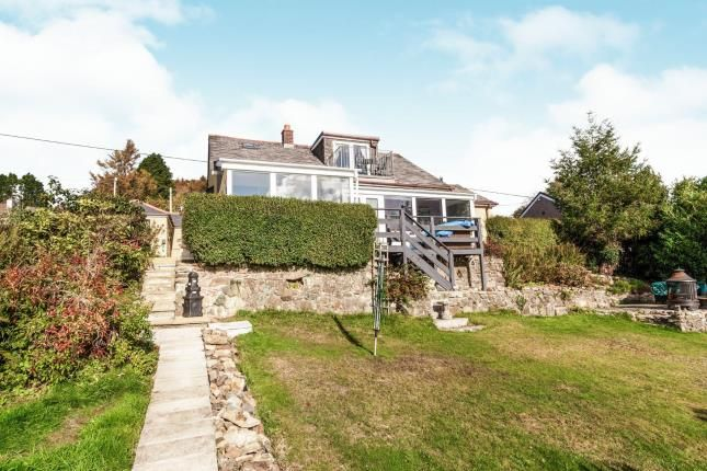 Thumbnail Bungalow for sale in Gunnislake, Cornwall, England