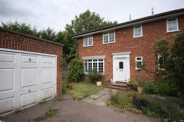 Thumbnail Detached house to rent in Cadmer Close, New Malden