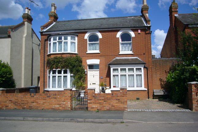 Thumbnail Detached house to rent in Runnemede Road Egham, Egham, Egham
