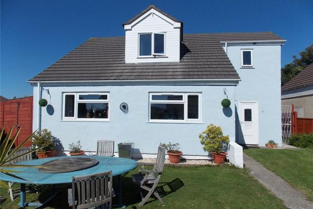 Thumbnail Detached bungalow for sale in Treliske Road, Roseland Gardens, Redruth