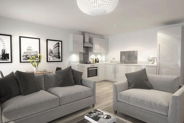 "Thumbnail Flat for sale in ""Auk"" at Park Road, Aberdeen"