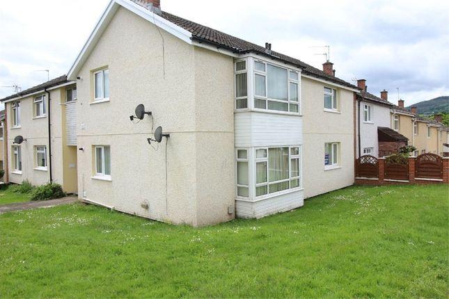 Thumbnail Flat for sale in Ledbrook Close, Cwmbran