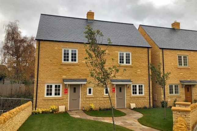 Thumbnail End terrace house for sale in Station Road, Chipping Campden