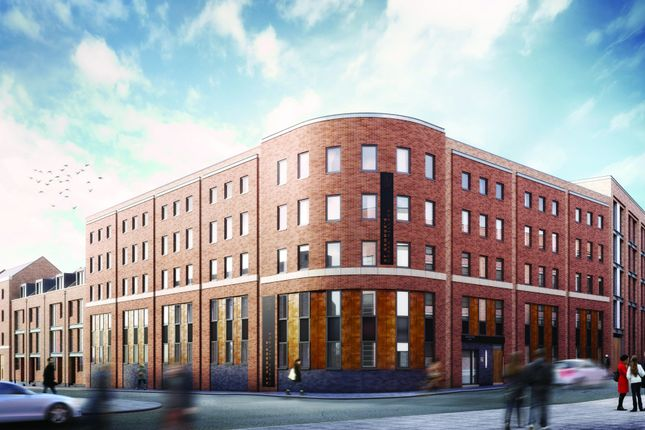 Thumbnail Flat for sale in Albion House, St George's Urban Village, Moreton Street, Jewellery Quarter