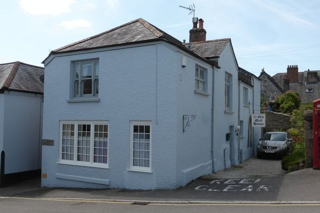 Thumbnail Detached house for sale in North Street, Lostwithiel
