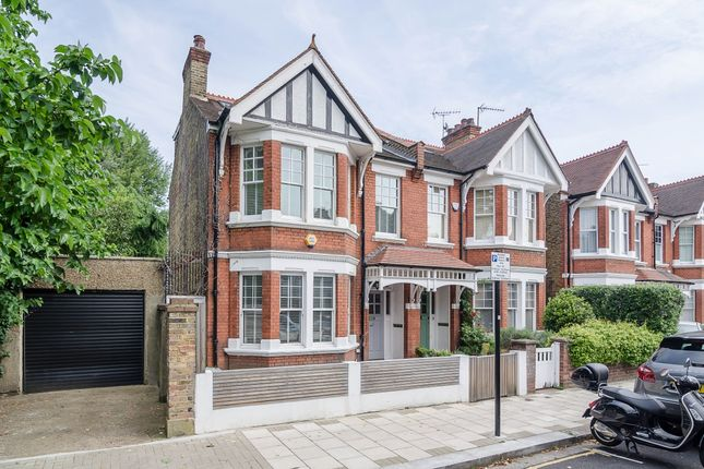 Thumbnail Semi-detached house to rent in Alwyn Avenue, London