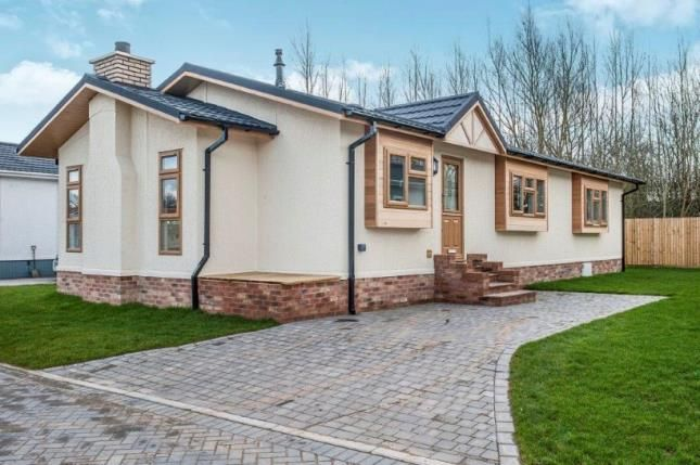 Thumbnail Bungalow for sale in Willow Park, Station Road, Salford Priors, Worcestershire