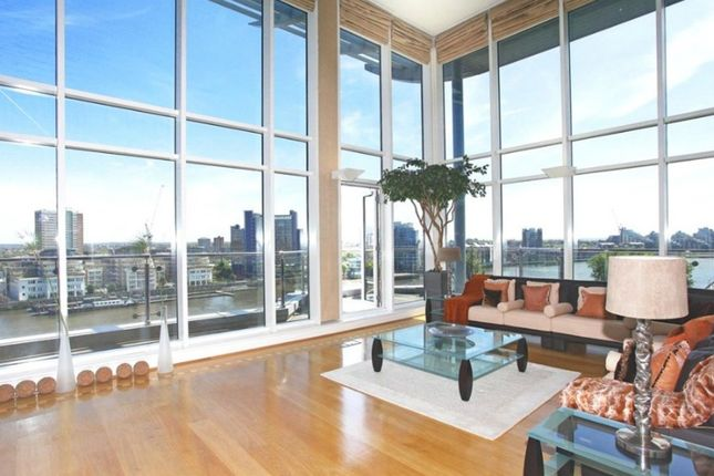 Thumbnail Flat to rent in Riverside, Imperial Wharf