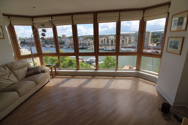 Thumbnail Flat to rent in Hannover Quay, Harbourside, Brisol