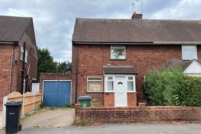 Thumbnail Semi-detached house to rent in Wolseley Road, West Bromwich