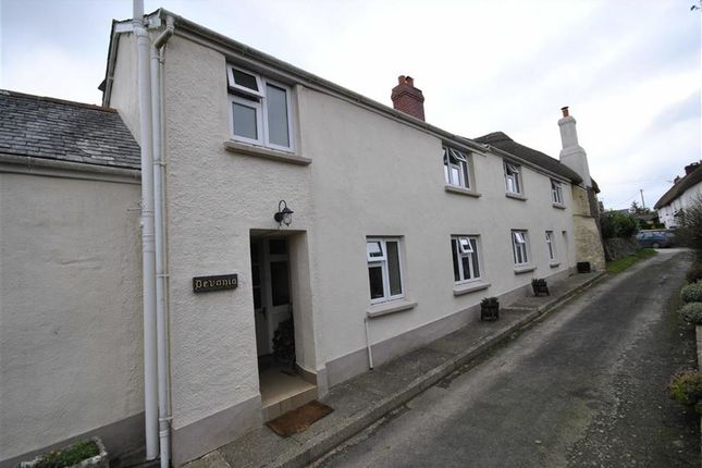 Thumbnail Semi-detached house for sale in High Bickington, Umberleigh