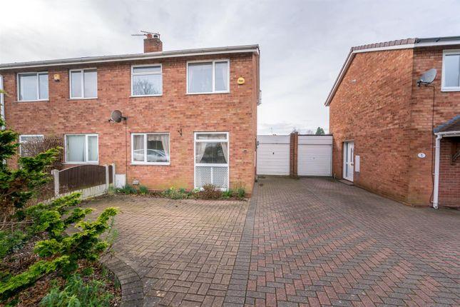 22, Elmwood Close, Cannock, Staffordshire, Ws11 6L