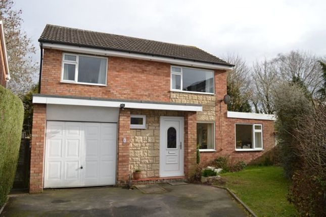 Thumbnail Detached house for sale in Gemmull Close, Audlem, Crewe