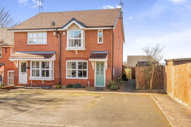 2 bed end terrace house for sale in Hopton Gardens, Dudley