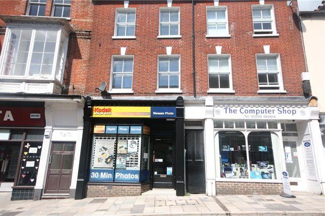 Thumbnail Flat to rent in Salisbury Street, Blandford Forum