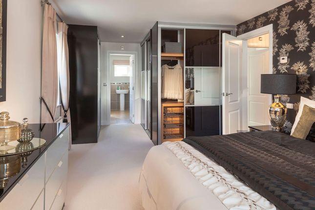 "Thumbnail Detached house for sale in ""Stratford"" at Kepple Lane, Garstang, Preston"