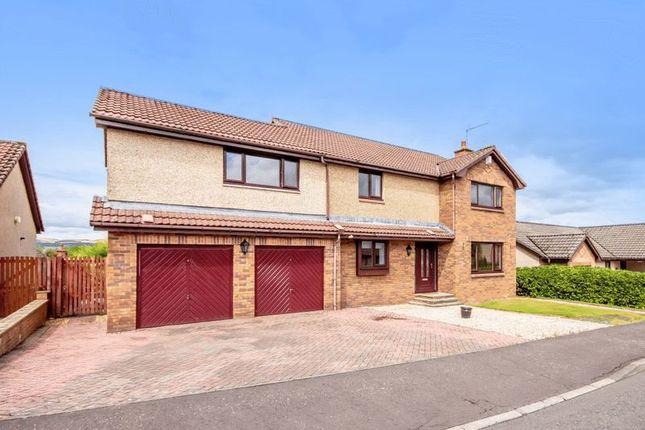 Thumbnail Detached house for sale in Gallowhill Wynd, Kinross