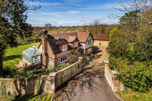 Thumbnail Detached house for sale in Swissland Hill, Dormans Park, East Grinstead