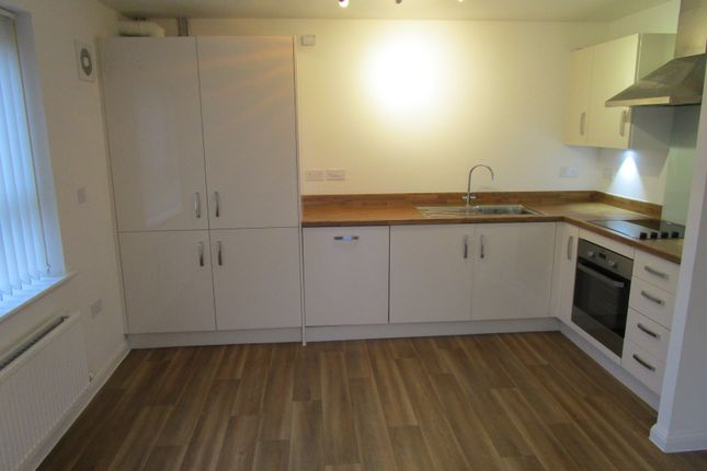2 bed flat to rent in Willowherb Road, Emersons Green, Bristol BS16