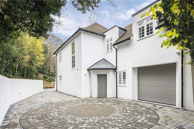 Thumbnail Detached house for sale in Burghley Road, Wimbledon, London
