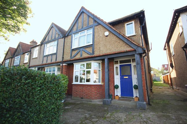 3 bed end terrace house for sale in Elmbank Way, London