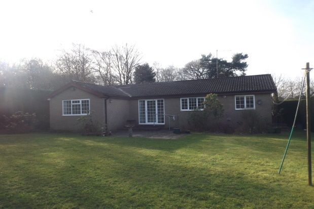 Thumbnail Bungalow to rent in Westsyde, Ponteland, Newcastle Upon Tyne