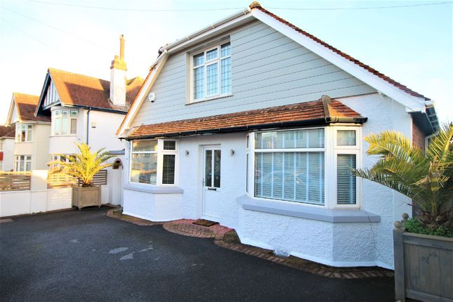 Thumbnail Detached bungalow for sale in Upper Morin Road, Paignton