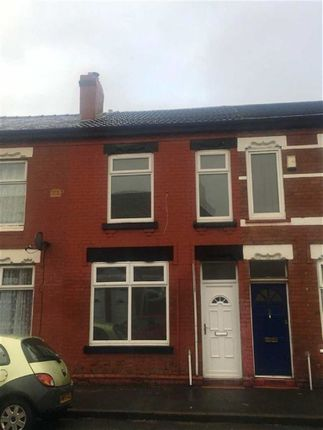 Thumbnail Terraced house for sale in Beatrice Avenue, Gorton, Manchester
