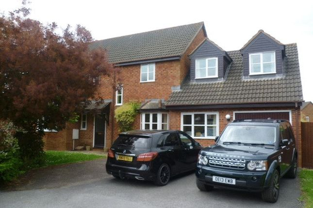 Thumbnail Detached house to rent in Moorlands, Tiverton