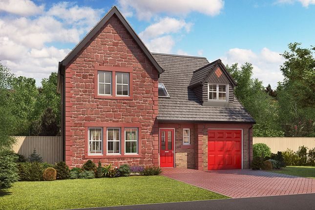 "Thumbnail Detached house for sale in ""Warwick"" at Bongate, Appleby-In-Westmorland"