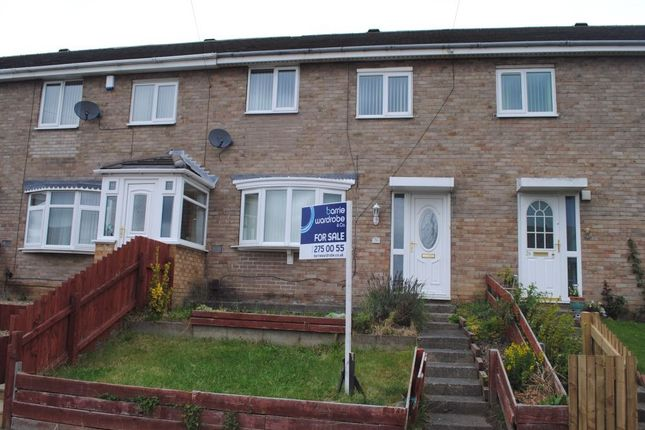 Thumbnail Terraced house to rent in Hartside, Lemington, Newcastle Upon Tyne, Tyne & Wear