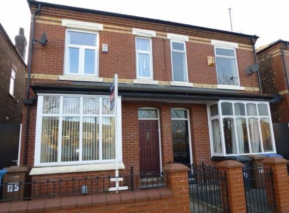 Thumbnail Terraced house to rent in Seaford Road, Salford, Greater Manchester
