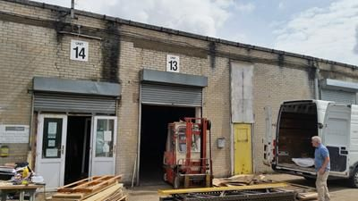 Thumbnail Light industrial to let in Unit 13, Swan Vale Industrial Estate, Colchester Road, Witham, Essex