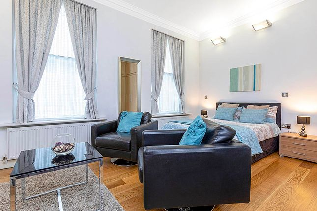 Thumbnail Studio to rent in Bourne House, Westbourne Grove, Bayswater