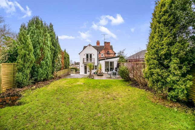 Thumbnail Detached house for sale in Quarry Lane, Kelsall, Tarporley