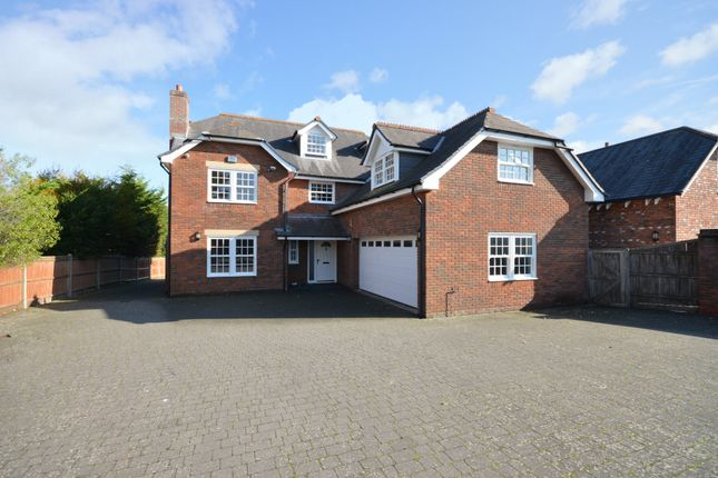 Thumbnail Detached house to rent in Dodnor Lane, Newport