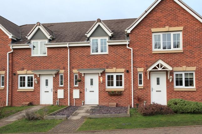 Thumbnail Terraced house for sale in Highlander Drive, Donnington, Telford
