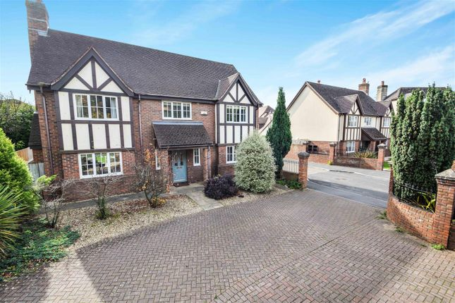 Thumbnail Detached house for sale in Queens Gate, Stoke Bishop, Bristol