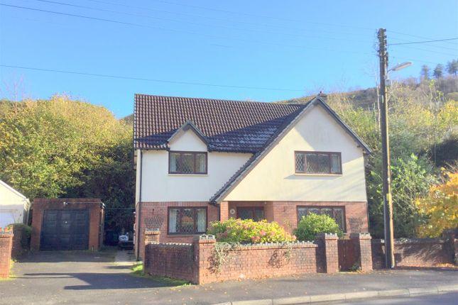 Thumbnail Detached house for sale in Efail Fach, Pontrhydyfen, Port Talbot