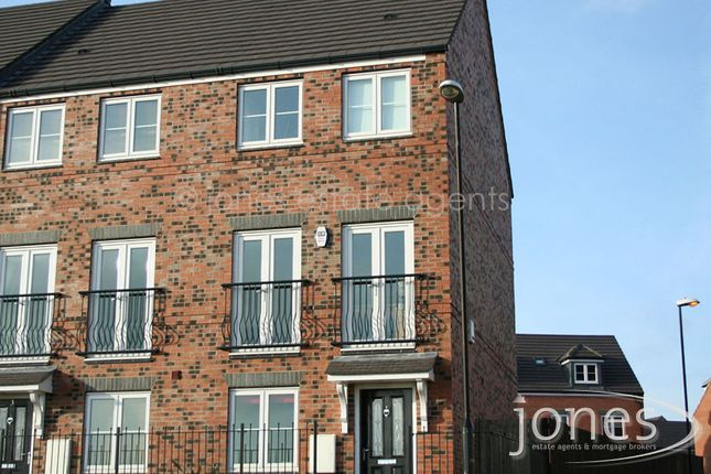 Thumbnail Town house to rent in Water Avens Way, Stockton On Tees