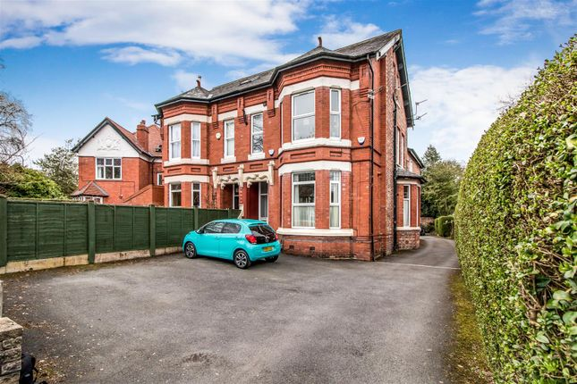 Thumbnail Detached house for sale in Northenden Road, Sale